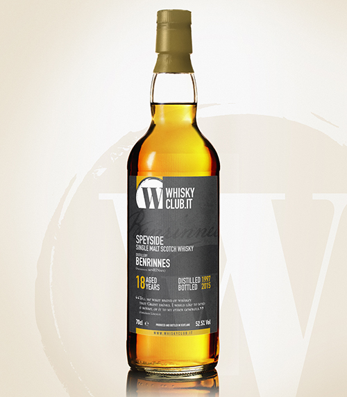 Whisky Club Italia - Benrinnes